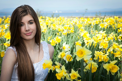 """True Beauty"" - Daffodil Series"