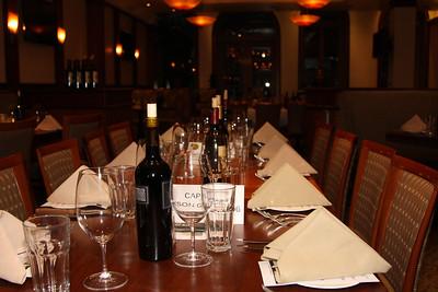 Godfather Dinner 2014