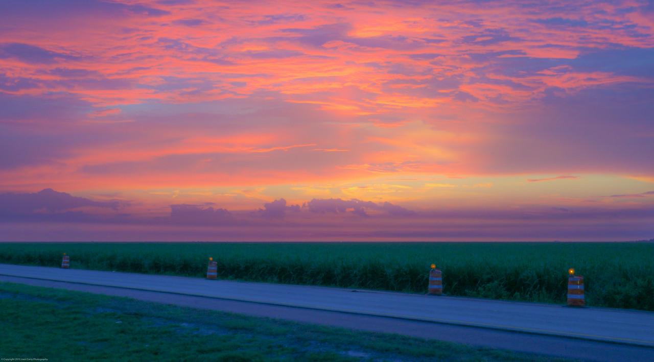 Belle Glade Sunset