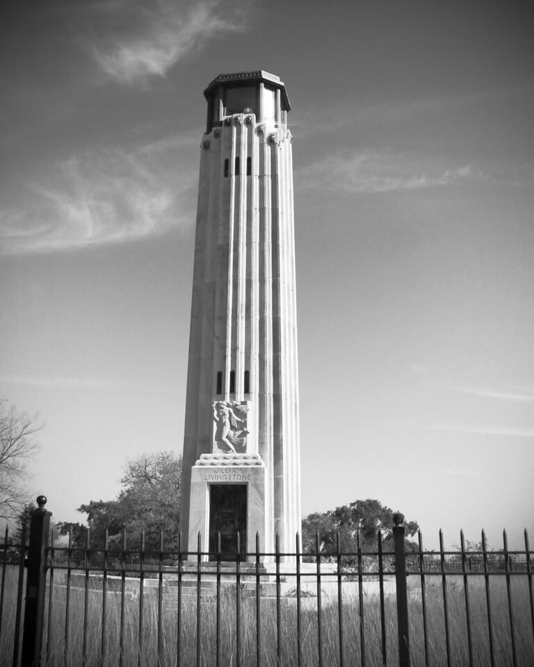 Art Deco Lighthouse