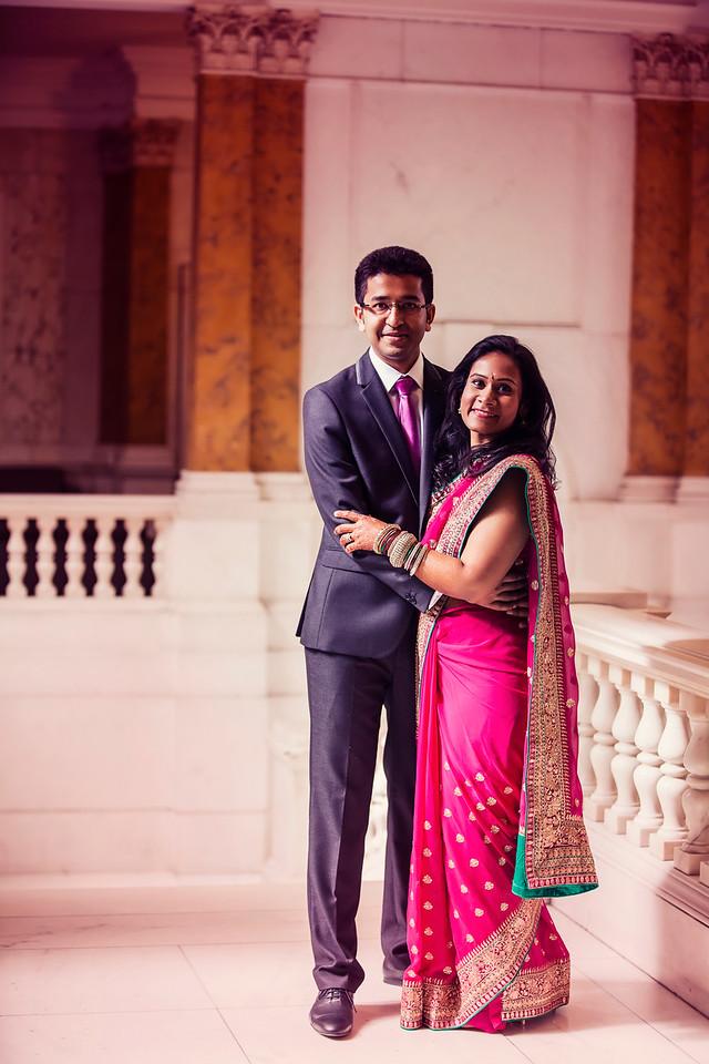Wedding {  Amruta and Abhijay }