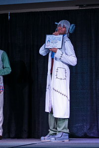 Judge's Award - Franken Stein from Soul Eater