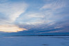 Clouds across the Bay of Quinte before the sun shows up