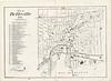 1920 Belleville Booklet - Map of Belleville showing locations of buildings