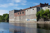 Lanning factory seen from the Moira River.