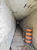 View from North Street entrance to south end of tunnel under Dundas Street East (old Highway 2).
