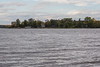 Looking across the Bay of Quinte from Massassauga Point Conservation Area towards Point Anne.