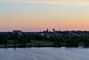 Belleville just before sunrise.