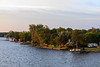 South shore of the Bay of Quinte at sunrise.