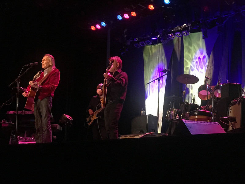 Gordon Lightfoot playing at the Empire Theatre 2019 April 5