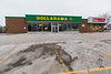 Dollarama store and First Choice Hair Cutters on North Front Street.