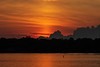 Sunset across the Bay of Quinte at Belleville 2019 July 17