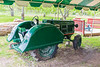 Antique tractor at Campbell's Orchards.