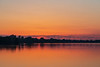 Looking to the east before sunrise along the north shore of the Bay of Quinte 2019 June 6.