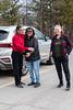 Edmund Metatawabin, Denise Lantz and Joan Metatawabin in Belleville 2019 March 21.