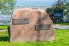 East Bayshore Park monument