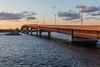 Norris Whitney Bridge from Rossmore.