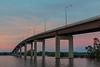 Norris Whitney Bridge around sunrise 2019 May 25.