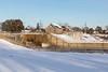 McLeod Dam on the Moira River in Belleville Ontario 2019 November 13