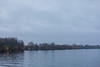 North shore of the Bay of Quinte on a cloudy morning