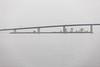 Norris Whitney Bridge on an overcast morning.