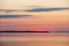 Almost sunrise down the Bay of Quinte