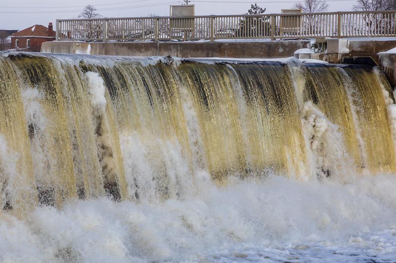 McLeod Dam.