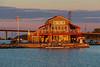 Meyers' Pier after sunrise