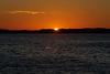 Sunrise across the Bay of Quinte 2020 August 31