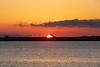 Sunrise across the Bay of Quinte 2020 November 29