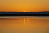 Sunrise across the Bay of Quinte 2020 October 31