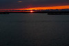 Sunrise along the south shore of the Bay of Quinte 2020 October 25