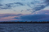 Up the Bay of Quinte on a cloudy morning