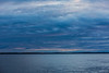 Looking down the Bay of Quinte on a cloudy morning 2021 April 20.