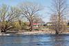Moira River upstream of College Street