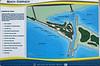 Wellington Rotary Beach Overview Map