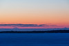 Across the Bay of Quinte before sunrise