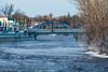 Sagonaska and Moira Bridges 2021 January 31