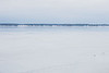View across the Bay of Quinte 2021 January 16