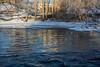 The Moira River below the Lott Dam
