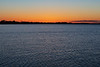 Bay of Quinte shoreline looking east before sunrise 2021 May 12