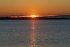 Sunrise along the Bay of Quinte 2021 September 16
