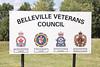 Veterans' Associations sign