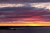 Bay Bridge around sunrise 2010 July 31st