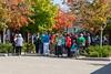 Climate Strike at Market Square Belleville Ontario 2019 September 20