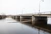 Dundas Street bridge over the Moira River.