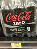 Coke Zero at Wal-Mart in Belleville. 6 x 710 ml bottles for $3.97.