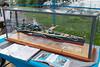 Model of HMS Rodney