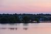 Belleville Harbour just before sunrise