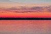 Looking down the Bay of Quinte before sunrise - NR